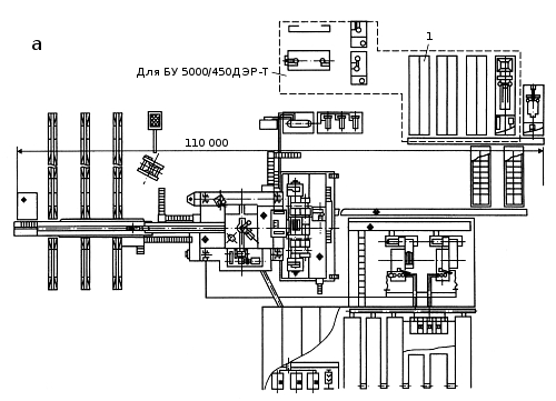 Буровая установка БУ 5000/450